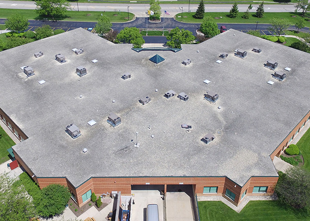 Commercial Flat or Shingle Roof Inspections