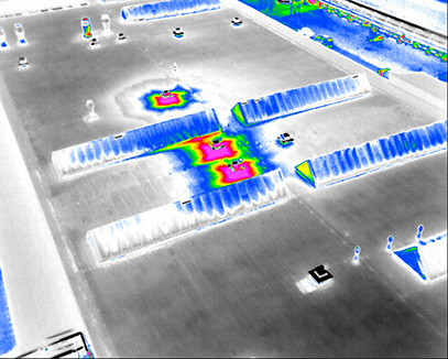 About Drone Infrared Imaging